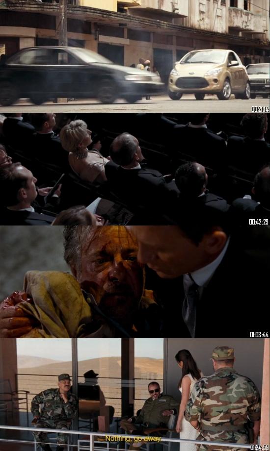 Quantum Of Solace 2008 BluRay 720p 480p Dual Audio Hindi English Full Movie Download