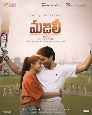 Majili 2019 UNCUT Dual Audio Hindi 720p HDRip 1.2GB