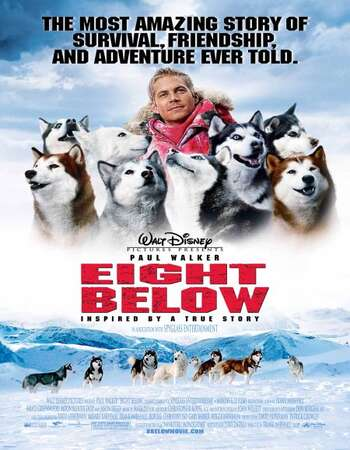 Eight Below 2006 Hindi Dual Audio BRRip Full Movie 720p Download