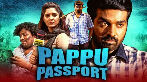 Pappu Passport 2020 Hindi Dubbed 720p HDRip x264