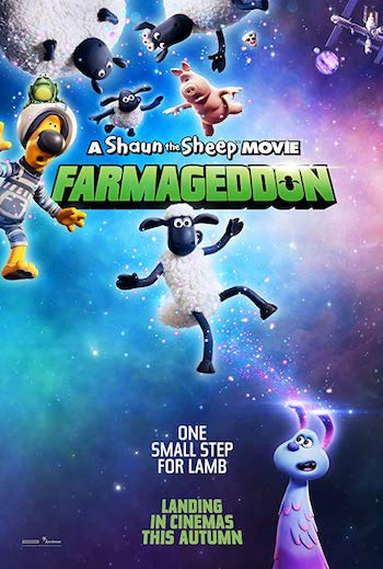A Shaun The Sheep Movie Farmageddon 2019 English 720p BRRip 700MB ESubs