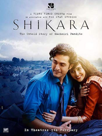 Shikara 2020 Hindi 720p 480p pDVDRip