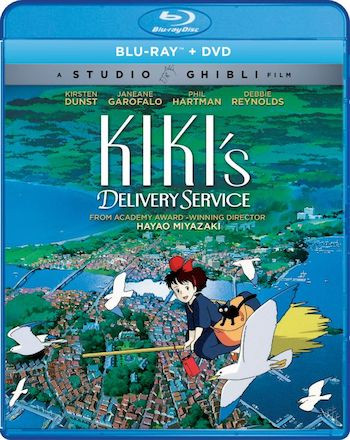 Kikis Delivery Service 1989 Dual Audio Hindi 720p BluRay 850mb
