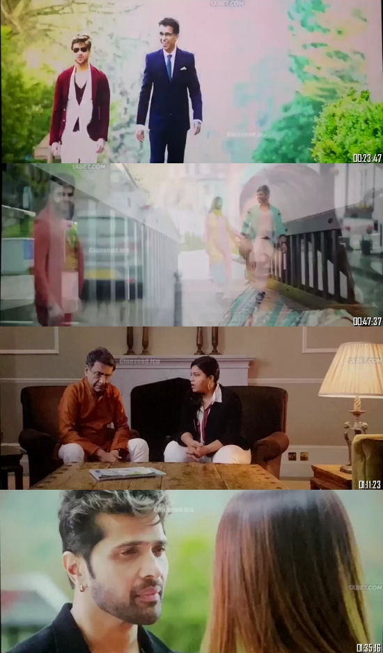 Happy Hardy And Heer 2020 Hindi 720p 480p pDVDRip x264 Full Movie