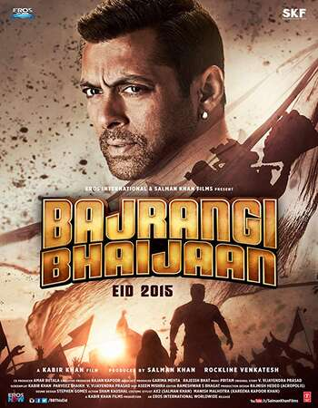 Bajrangi Bhaijaan 2015 Full Hindi Movie 720p HDRip Download