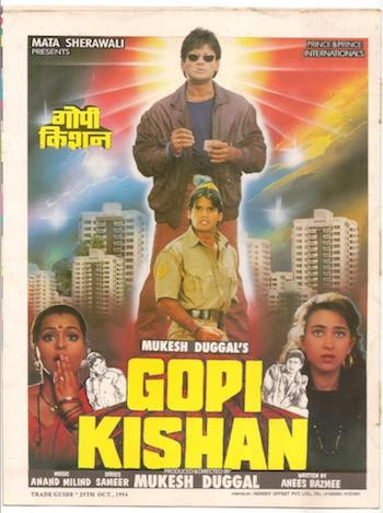 Gopi Kishan 1994 Hindi 720p HDRip 1.2GB