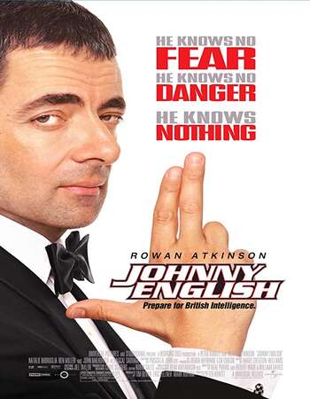Johnny English 2003 Hindi Dual Audio 720p BluRay ESubs