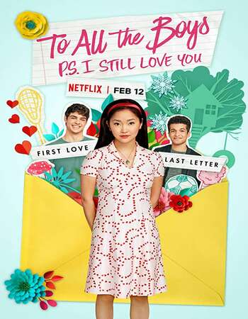 To All the Boys P S I Still Love You 2020 Hindi Dual Audio 500MB Web-DL 720p MSubs HEVC