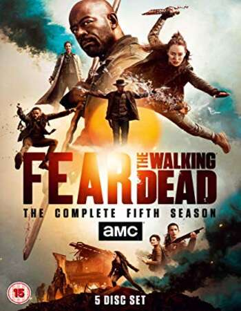 Fear the Walking Dead S05 Complete Hindi Dual Audio 720p Web-DL ESubs