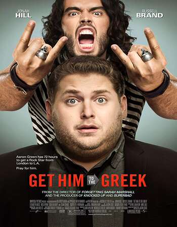 Get Him to the Greek 2010 Hindi Dual Audio 720p BluRay ESubs