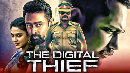 The Digital Thief 2020 Hindi Dubbed 720p HDRip x264