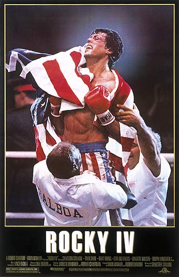 Rocky IV 1985 Hindi Dual Audio 720p BluRay ESubs
