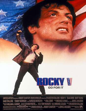Rocky V 1990 Hindi Dual Audio 720p BluRay ESubs