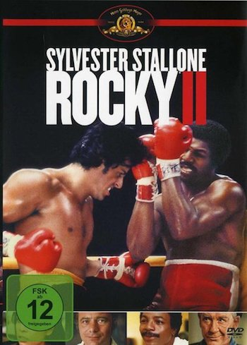 Rocky II 1979 Hindi Dual Audio 720p BluRay ESubs