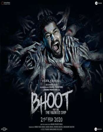 Bhoot Part One The Haunted Ship 2020 Hindi 720p 480p Pre-DVDRip x264