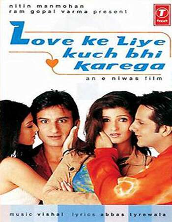 Love Ke Liye Kuch Bhi Karega 2001 Hindi 720p HDRip ESubs