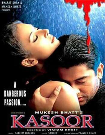 Kasoor 2001 Hindi 450MB HDRip 480p