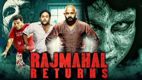 Rajmahal Returns 2020 Hindi Dubbed 720p HDRip x264