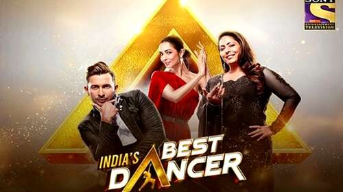 Indias Best Dancer (8th August 2020) Hindi 250MB HDTV 480p Download