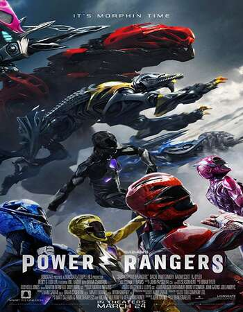 Power Rangers 2017 Hindi Dual Audio BRRip Full Movie 480p Download