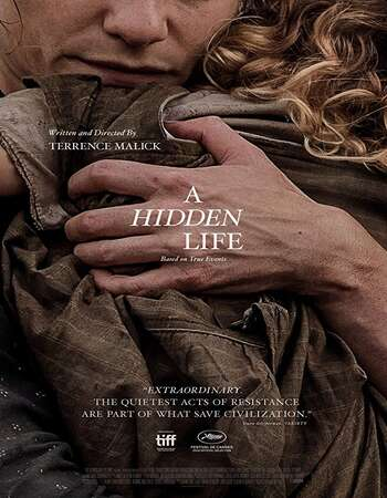 A Hidden Life 2019 Hindi Dual Audio BRRip Full Movie 720p Download