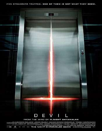 Devil 2010 Hindi Dual Audio BRRip Full Movie 720p Download