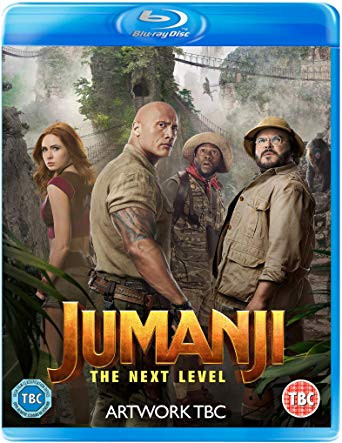 Jumanji The Next Level 2019 English 720p BRRip 900MB ESubs