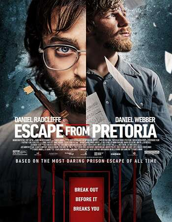 Escape from Pretoria 2020 English 720p 900MB ESubs DL