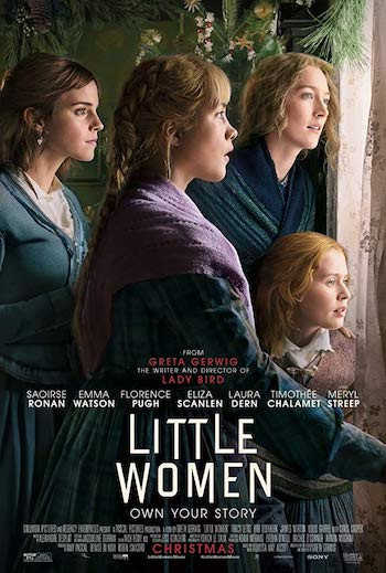 Little Women 2019 English 720p WEB-DL 999MB ESubs