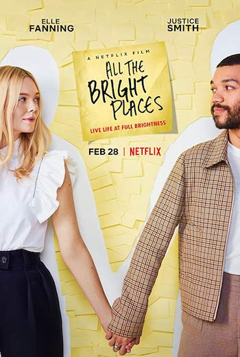 All the Bright Places 2020 English 720p WEB-DL 850MB ESubs