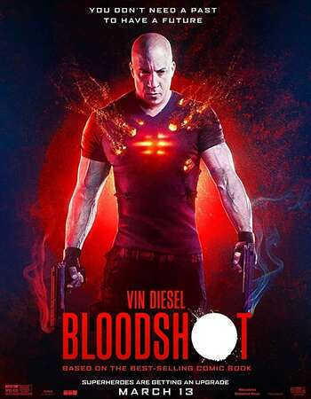 Bloodshot 2020 English 720p HDCAM Hindi Subs