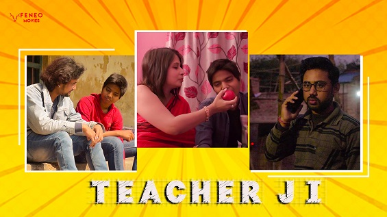 18+ Teacher Ji Hindi S01E03 Web Series Watch Online