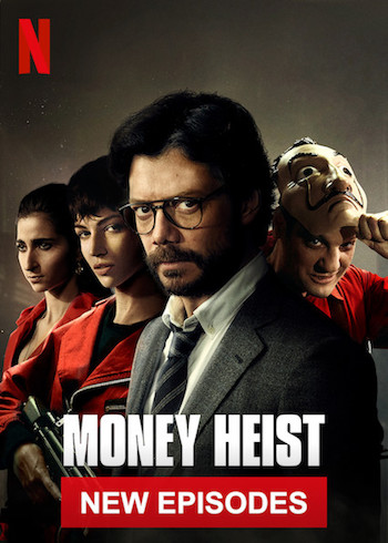 Money Heist S02 Dual Audio English All Episodes Download