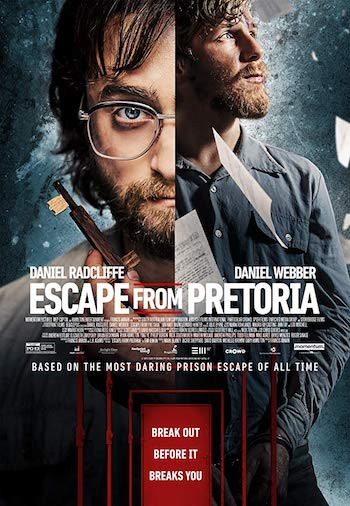 Escape From Pretoria 2020 English 720p WEB-DL 850MB ESubs