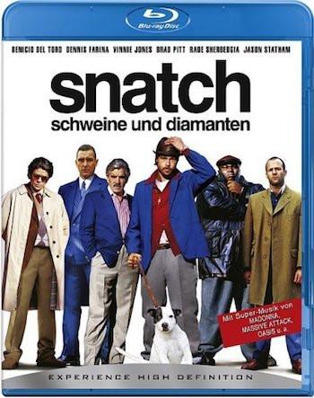 Snatch 2000 Dual Audio Hindi Bluray Movie Download