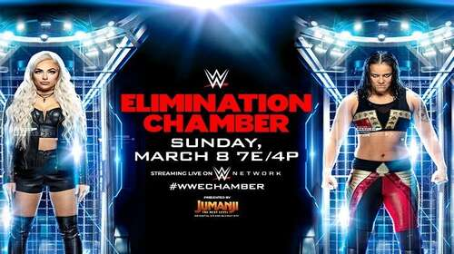 WWE Elimination Chamber 8th March 2020 720p 850MB PPV WEBRip 480p