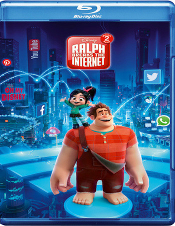 Ralph Breaks The Internet 2018 Dual Audio ORG Hindi Bluray Movie Download