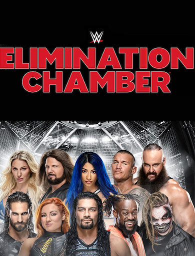 WWE Elimination Chamber 2020 PPV WEB-DL 720p | Full Show