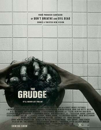 The Grudge 2020 Hindi ORG Dual Audio 500MB BluRay 720p ESubs HEVC