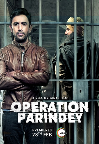 Operation Parindey 2020 Hindi 720p WEB-DL 500MB