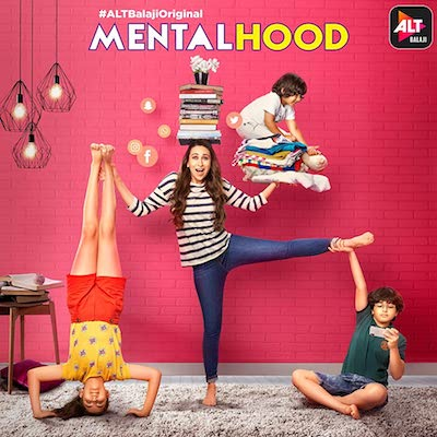 Mentalhood S01 Hindi Complete 720p 480p WEB-DL 1.8GB