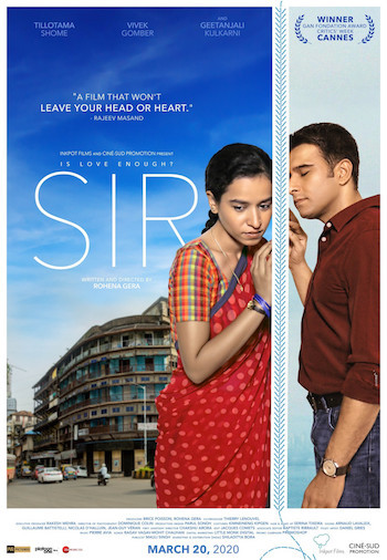 Is Love Enough SIR 2020 Hindi Bluray Movie Download