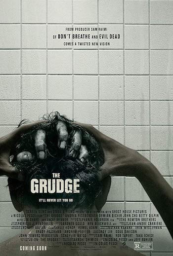 The Grudge 2020 English 720p WEBRip 800MB ESubs
