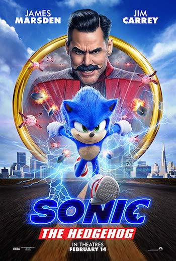 Sonic The Hedgehog 2020 English 720p HDRip 850MB ESubs