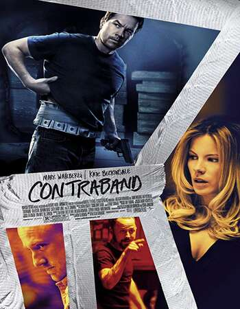 Contraband 2012 Hindi Dual Audio BRRip Full Movie 300mb Download