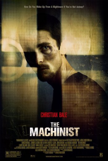 The Machinist 2004 Dual Audio Hindi English BluRay720p 480p Movie Download
