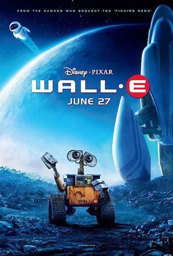 WALL-E 2008 Dual Audio Hindi Full Movie Download