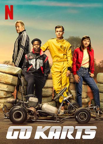 Go Karts 2020 Dual Audio Hindi Movie Download