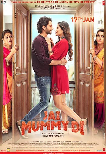 Jai Mummy Di 2020 Hindi 720p WEB-DL 800MB