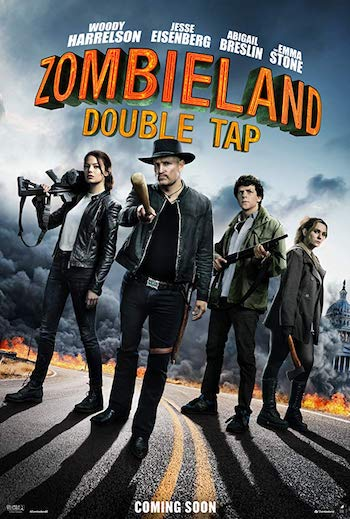Zombieland Double Tap 2020 Dual Audio Hindi Full Movie Download
